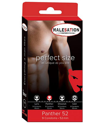 MALESATION Panther 52 MM
