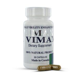 VIMAX 30 cápsulas